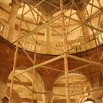 Roman Tower Iterior